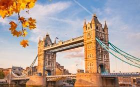 Обои река, Вестминстерский дворец, Великобритания, Биг-Бен, Темза, город, Лондон