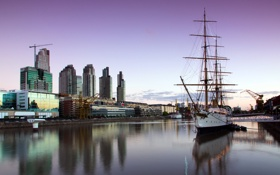 Картинка корабль, Argentina, Buenos Aires, Piñeyro