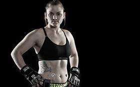 Картинка Mixed, UFC, MMA Fighting, Martial, Arts
