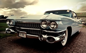 Картинка Cadillac, Классика, Classic, cars, auto, Coupe, wallpapers