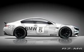 Обои cars, rz-m6, BMW, concept