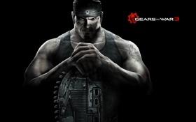 Картинка Gears of War 3, ot Zeus, Microsoft Game Studios, шутер от третьего лица
