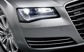 Обои Audi, ауди, ближний план