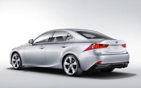 Картинка Lexus, автомобиль, седан, лексус, IS 300h