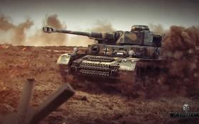 Обои Германия, танк, танки, Germany, WoT, Мир танков, tank
