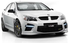 Картинка car, авто, обои, передок, front, GTS, HSV
