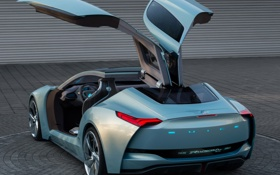 Обои Riviera, auto, wallpapers, Concept, Buick