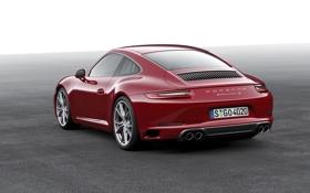 Картинка купе, 911, Porsche, порше, Coupe, каррера, Carrera S