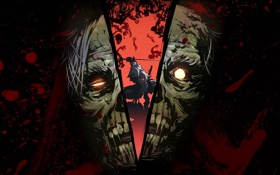 Картинка zombie, Yaiba: Ninja Gaiden Z, Tecmo Koei, Yaiba Kamikaze