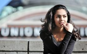 Картинка девушка, портрет, Liana
