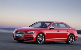 Картинка Audi, Sedan, 2015, ауди
