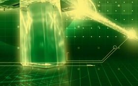 Обои свет, лучь, quark var