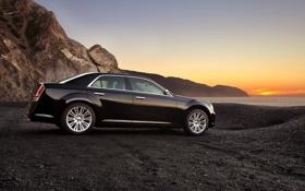 Картинка Chrysler, 2011, авто обои, 300