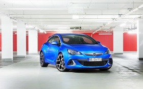 Обои Opel, астра, 2011, опель, Astra, OPC