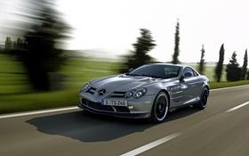 Картинка SLR, Mercedes, Benz, mcLaren