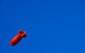 Картинка небо, спорт, дирижабль
