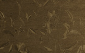 Обои wooden flower, brown, wood, wallpaper