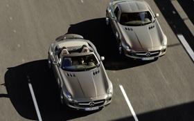 Картинка авто, Roadster, mercedes, 2012, мерс, auto, benz