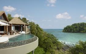 Картинка море, пляж, отдых, relax, экзотика, Cambodia, private island