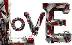 Картинка wallpaper, love, typography
