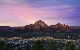 Обои United States, Arizona, Sedona