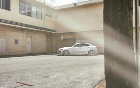Обои Lexus, Лексус, tuning, Vossen, IS250, CV5