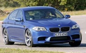 Обои BMW, Blue