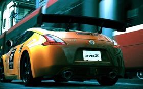 Обои Nissan, спорт-кар, Tuning, 370Z, FairladyZ