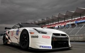 Картинка GTR, Nissan, R35