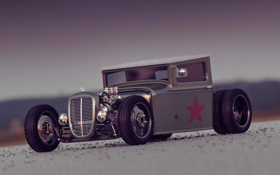 Картинка hot rod, front, gazaa