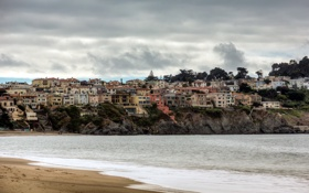 Картинка United States, California, San Francisco, Sea Cliff