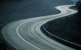 Картинка дорога, горы, пути, путешествия, путь, настроение, пейзажи