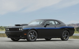 Обои dodge challenger, mopar, racing