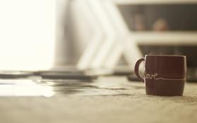 Картинка Love, Кофе, Кружка