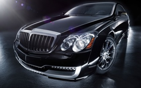 Обои свет, Maybach, Xenatec