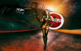 Картинка Red, Madame Hydra, ZERO plane