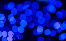 Обои фон, синий, цвет, круги