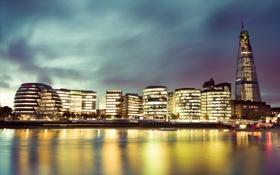 Обои англия, лондон, london, england, Thames River
