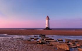 Обои песок, камни, фото, побережье, пейзажи, камень, вид