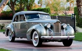 Обои Ретро, Машина, Car, Автомобиль, Wallpapers, 1920x1080, Красивая