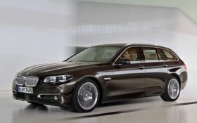 Картинка car, машина, BMW, speed, универсал, xDrive, Touring