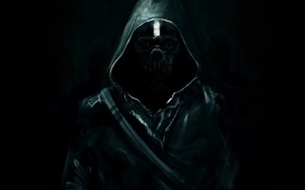 Картинка wallpaper, 2012, Dishonored, Corvo