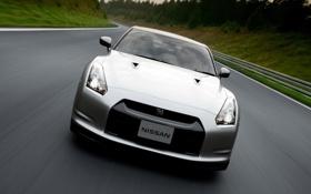Обои Nissan, GT-R, Nissan GT-R, GT-R 35