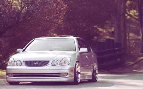 Обои тюнинг, Lexus, GS300