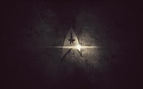 Обои Звездный Путь, Star-Trek, Логотип