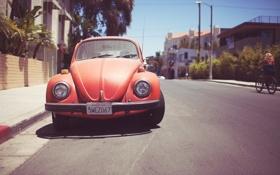 Картинка дорога, машина, улица, автомобиль