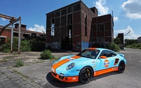 Картинка Porsche, автомобиль, порше, CAM SHAFT, 997 Turbo