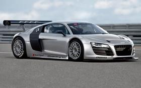 Обои Audi, Ауди, Машины, Cars, R8 GT3