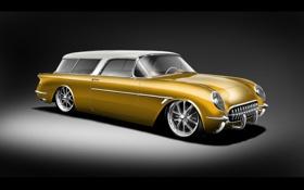 Обои Superior-54, Sport-Wagon, авто, концепт, тачки, авто обои, cars