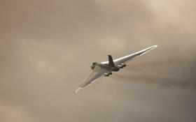 Обои оружие, самолёт, vulcan
